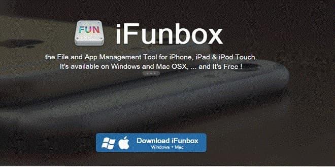 Дополнительные возможности iFunBox